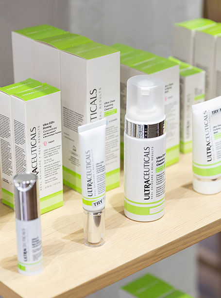 Ultraceuticals skincare MUSE Clinic