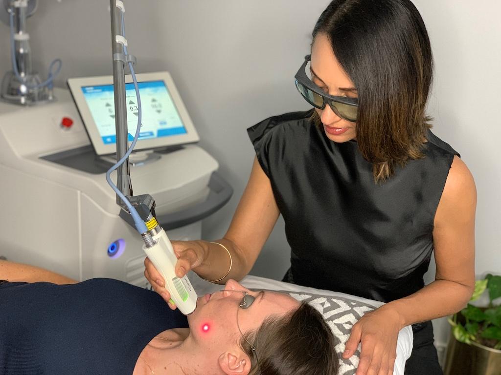 Laser Facial at MUSE Clinic